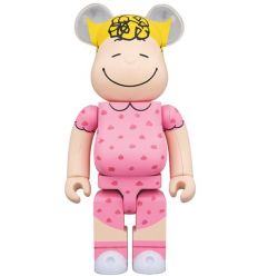 Sculpture bearbrick 1000% Sally Brown Peanuts