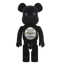 Sculpture bearbrick 1000% Atmos