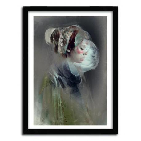 Affiche SELF PORTRAIT by Feline Zegers