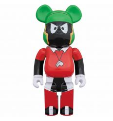 Sculpture bearbrick 1000% Bearbrick - Marvin the Martian