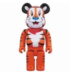 Sculpture bearbrick 1000% Tony the Tiger