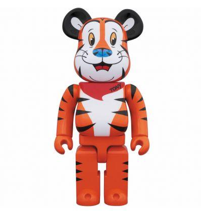 Sculpture bearbrick 1000% Tony the Tiger