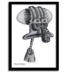 Affiche CARLO par DinoTomic