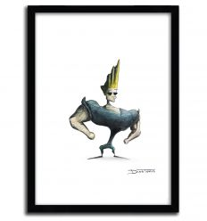 Affiche dexter 2 Creepyfied par DinoTomic