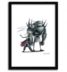 Affiche PATRICK par DinoTomic