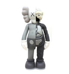 Sculpture Companion Flayed (Grey) by Kaws, Open Edition