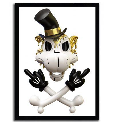Affiche Donald par Theodoru