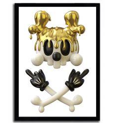 Affiche kranyus gold par Theodoru