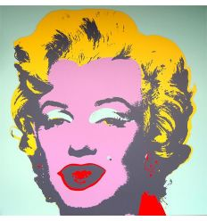Marilyn 11.22 Art Print