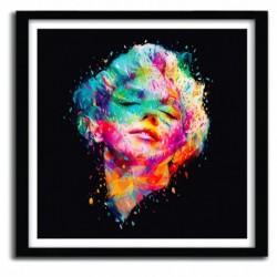 Affiche Marilyn Monroe par Alessandro Pautasso