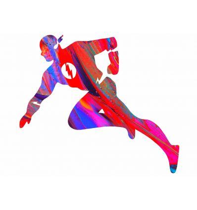 Affiche Flash by Sarkis