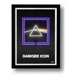 Affiche DARKSIDE ICON by RUB