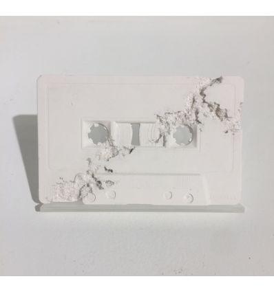 Sculpture Future Relic 04 / Cassette, 2015 by DANIEL ARSHAM
