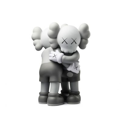 Sculpture Together Grey by KAWS