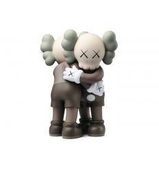 Sculpture Together Brown by KAWS