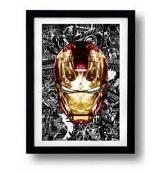Affiche BLOOD & GOLD 2 par Rubiant