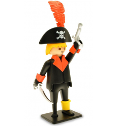 Sculpture Pirate by Playmobil