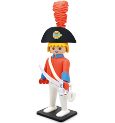 Sculpture Redcoat Officer by Playmobil