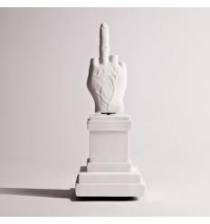Sculpture L.O.V.E. CARILLON by MAURIZIO CATTELAN