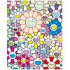 Print FIELD OF FLOWERS by TAKASHI MURAKAMI