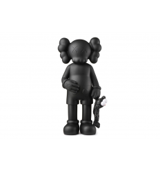 Sculpture SHARE COMPANION BLACK/BLACK by KAWS
