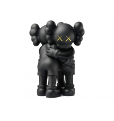 Sculpture Together Black by KAWS