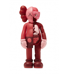 Sculpture COMPANION FLAYED OPEN EDITION BLUSH by KAWS