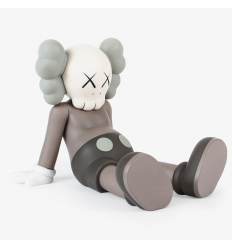 Sculpture HOLIDAY TAIPEI BROWN by Kaws