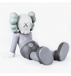 Sculpture HOLIDAY TAIPEI GREY by Kaws