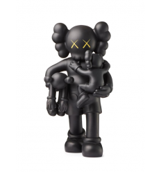 Sculpture CLEAN SLATE BLACK by Kaws