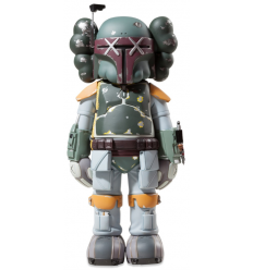 Sculpture BOBA FETT by Kaws