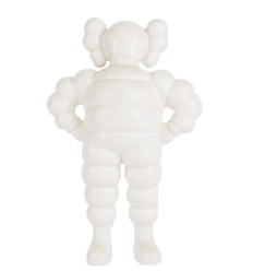Sculpture CHUMP WHITE by KAWS
