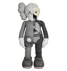 Sculpture DISSECTED COMPANION 5YL GRAY by Kaws