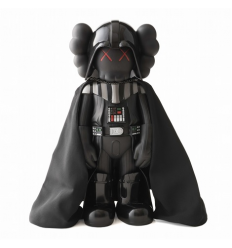 Sculpture DARTH VADER COMPANION by Kaws