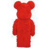 Sculpture 1000% Bearbrick Elmo