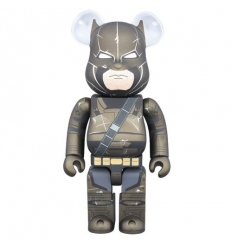 Sculpture bearbrick 400% Armored Batman (Batman vs Superman)