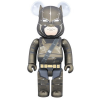 Sculpture bearbrick 400% Armored Batman (Batman vs Superman)