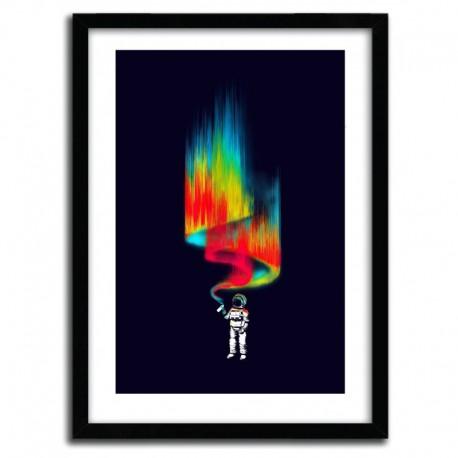 Affiche SPACE VANDAL by Budi Satria Kwan