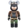 Sculpture bearbrick 400% Knightmare Batman (Batman vs Superman)