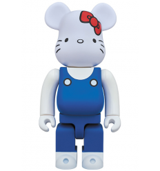 Sculpture 1000% Bearbrick Hello Kitty 70's Generation