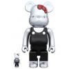 400% & 100% Bearbrick set - Hello Kitty 00's Generation