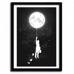 Affiche MIDNIGHT TRAVELER by Budi Satria Kwan