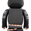 Sculpture bearbrick 400% & 100% Bearbrick set - Michael Jackson (Bad)