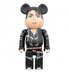 Sculpture bearbrick 1000% Bearbrick set - Michael Jackson (Bad)