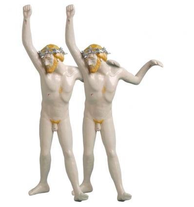 Sculpture MLE CHRIST UNLIMITED - MAKKINK x MEDICOM