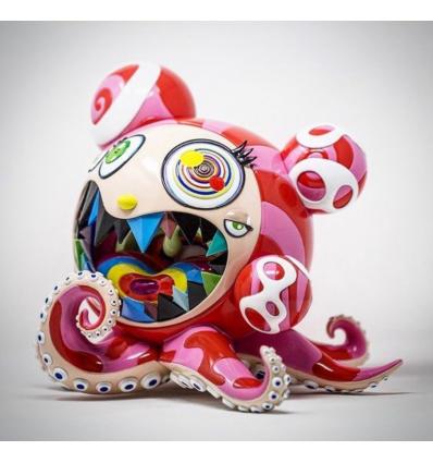 Sculpture DOBTOPUS A by TAKASHI MURAKAMI