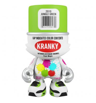 SuperKranky (Jungle Green) by Sket One x Superplastic