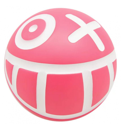 Sculpture Mr. A Ball Large - Pink by André Saraiva