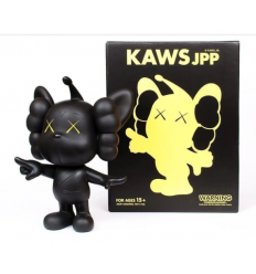 Sculpture JPP BLACK by KAWS