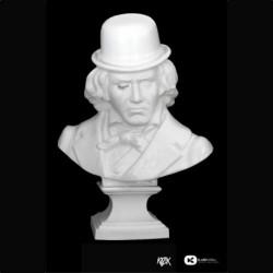 Ludwig Van Bust 2 by Kozik